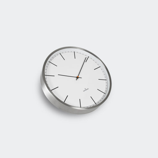 Huygens One Index wall clock